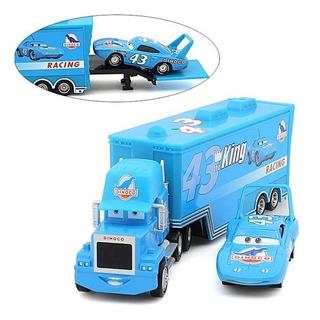 Camion Cars Mas Vehiculo Rey Dinoco / Disney