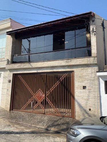 Sobrado À Venda, 180 M² Por R$ 770.000,00 - Vila Santa Clara - São Paulo/sp - So0920