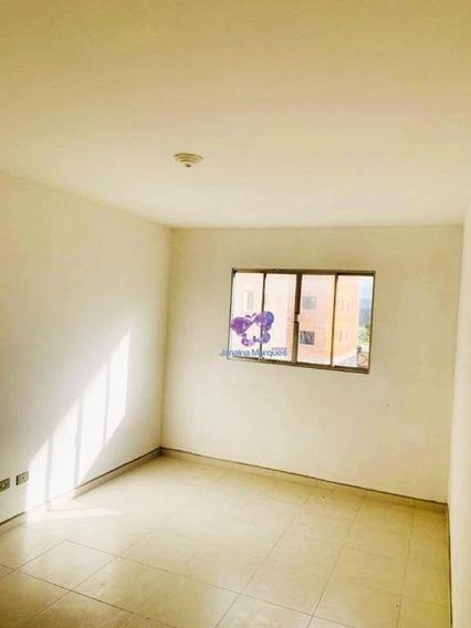 Apartamento Minha Casa Minha Vida Com 53,66 M², Villagio Serrano, Araçariguama/sp. - Ap0044