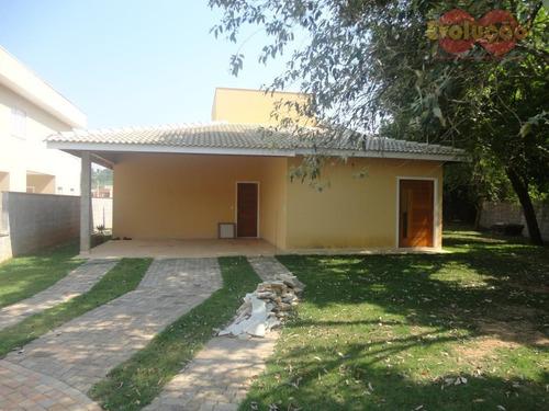 Casa - Condomínio Bosque Dos Pires - Ca0292