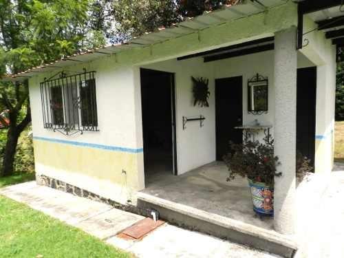 Rancho Hacienda En Venta, Ocuilan, Estado De México