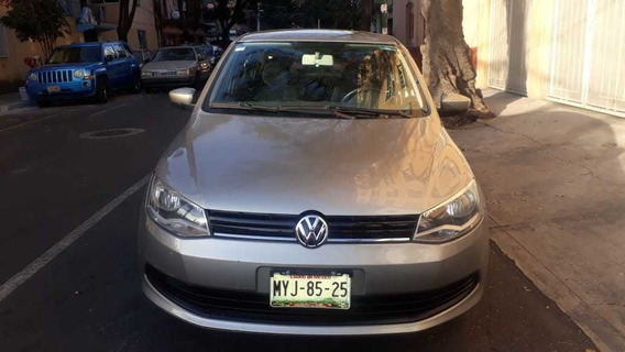 Volkswagen Gol 1.6 I Motion Sedan
