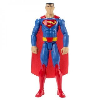 Muñeco Superman Dc Comics 29 Cm Mattel Articulado