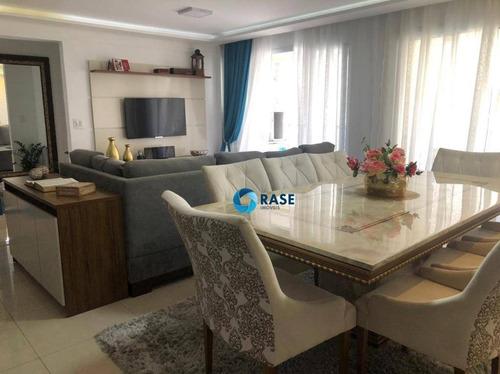 Apartamento Com 3 Dormitórios À Venda, 113 M² Por R$ 820.000 - Santa Paula - São Caetano Do Sul/sp - Ap12361
