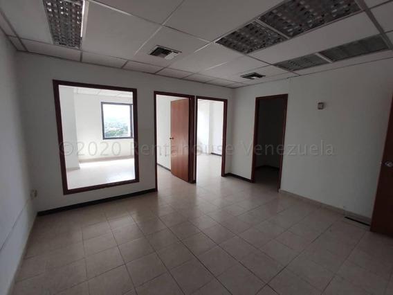 Oficina En Alquiler Zona Centro Barquisimeto 21-5950 Jcg