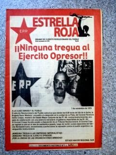 Estrella Roja N° 26 - Erp - Colección Infobae - L40