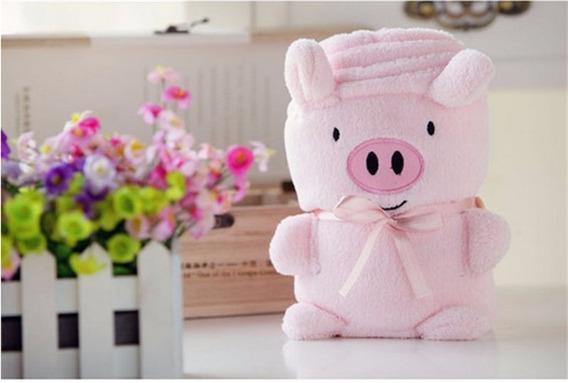 Manta Recém-nascido Cobertor Fleece Váriosmodelos Importado