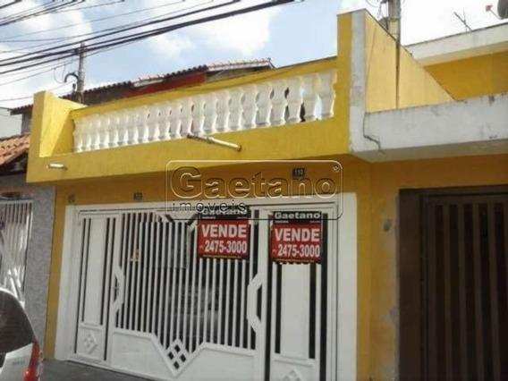 Sobrado - Jardim Santa Cecilia - Ref: 5758 - V-5758