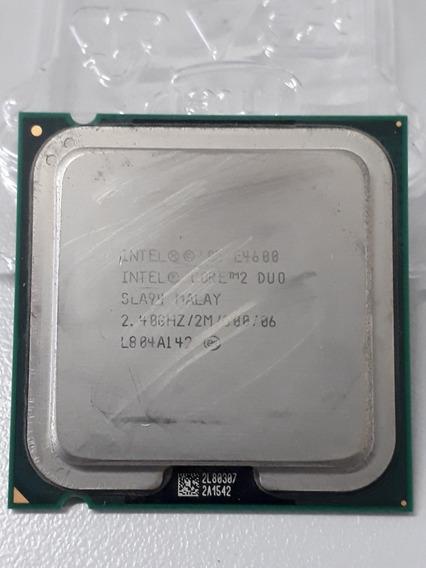 Processador Core 2 Duo E4600 2.40ghz Usado