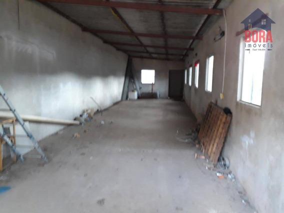 Salão Comercial Para Locação, Terra Preta, Mairiporã. - Sl0007