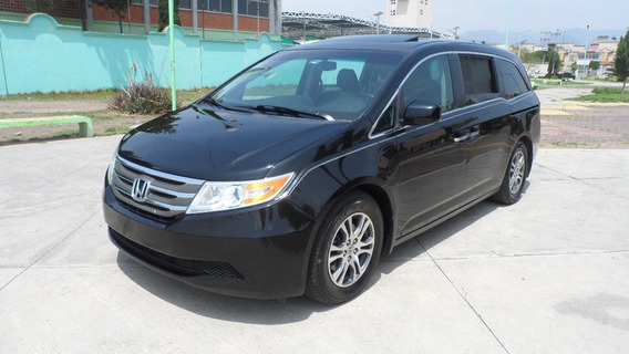 Honda Odyssey 2011 3.5 Exl Minivan Cd Qc At