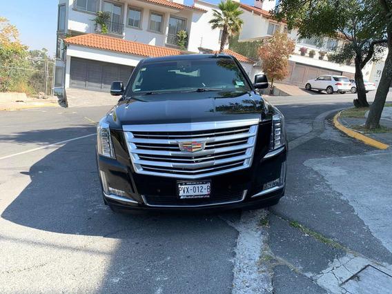 Cadillac Escalade Esv 6.2 Platinum At 2015