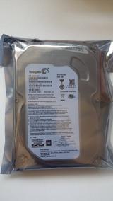 Hd Sata Desktop Interno 500gb Seagate Pc Server Gamer