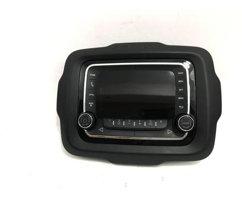 Radio Painel Tela Display Multimídia Fiat Toro R19246