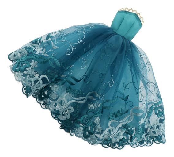 Vestido Estilo Blusa Top Para Babie Doll Casa De Muñecas