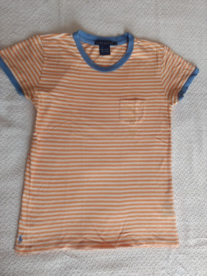 Playera Polo Ralph Lauren Original Dama Chica Primavera Chic