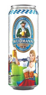 Cerveza Weidmann Hefeweiss Lata 500ml - Perez Tienda -
