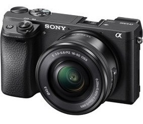Sony A6300 + Lente 16-50mm F/3.5-5.6 Oss + 3 Baterias + Card
