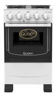 Cocina 4 Hornallas Queen Blanca