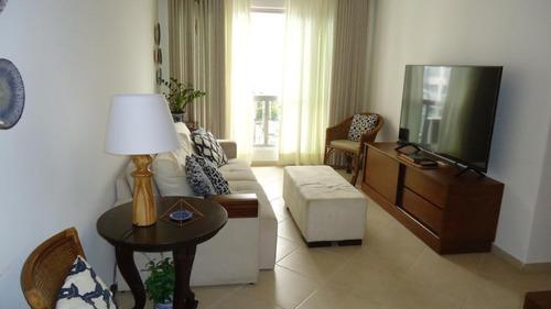 Apartamento Com 2 Dormitórios À Venda, 100 M² Por R$ 450.000,00 - José Menino - Santos/sp - Ap4484