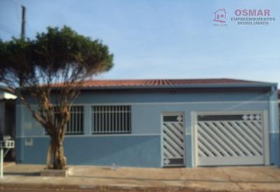 Casa Residencial À Venda, Jardim João Paulo Ii, Sumaré. - Ca0353