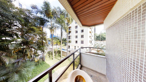 Apartamento No Planalto Paulista, 4 Quartos, 2 Suítes, 3 Vagas, 217 Mt - Ap2569