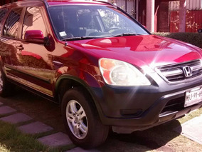 Honda Cr-v 2.4 Ex 156hp Mt