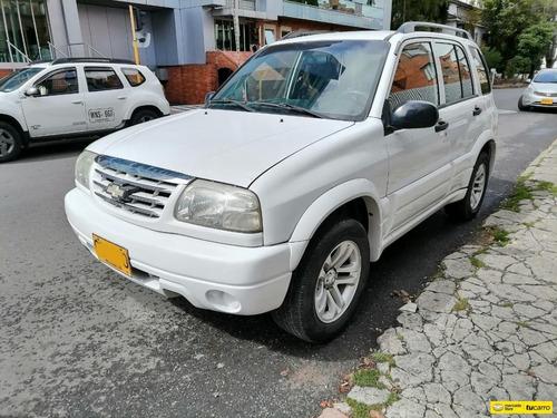 Chevrolet Grand Vitara Mt 4x2 2000cc