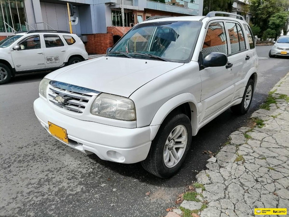 Chevrolet Grand Vitara Mt 4x2 2000cc