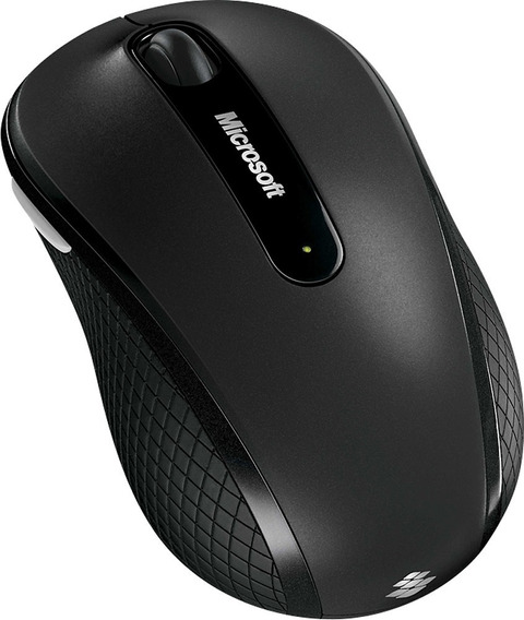 Mouse Microsoft Wireless 4000 - Sem Fio - Bluetrack