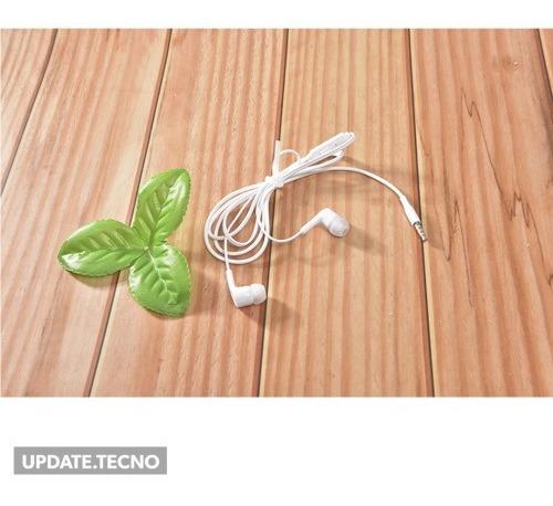 Imagen 1 de 2 de Auricular In Ear Manos Libres Pqk P110