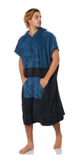 Toalha Poncho Rip Curl Valley Hooded Legion Blue 2020!
