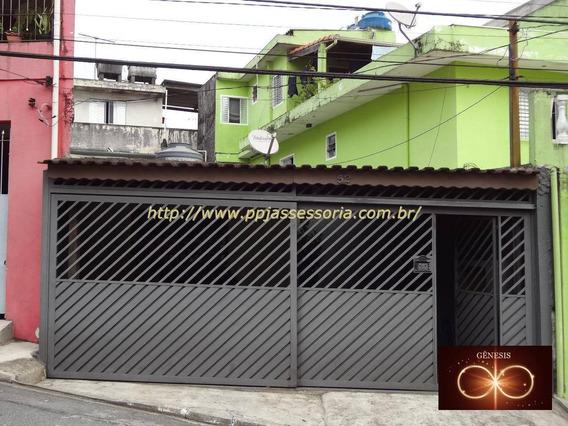 Casa Com 2 Dormitórios Para Alugar, 90 M² Por R$ 1.500/mês - Jardim Duprat - São Paulo/sp - Ca0038