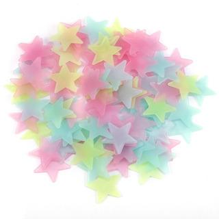 Estrellas Fluorecentes 10 Paquetes
