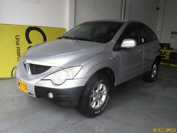 Ssangyong Actyon 623d 4x4