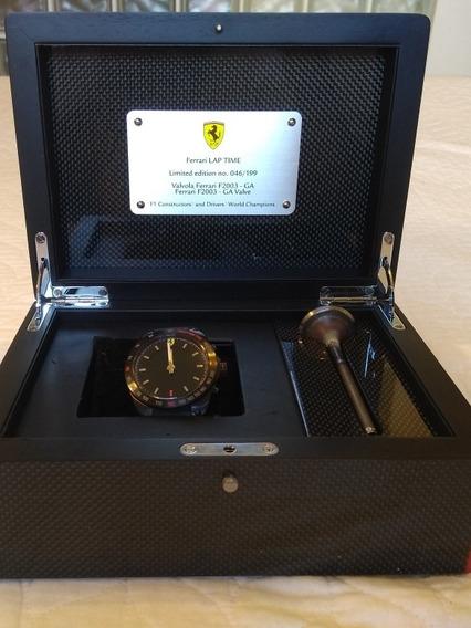 Relógio Ferrari Lap Time