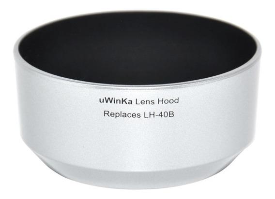 Substituição Lente Capa Para Olimpo Lh -40b