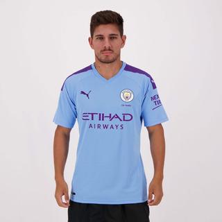 Camisa Puma Manchester City Home 2020