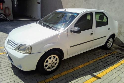 Renault Logan 2009 1.0 16v Expression Hi-flex 4p