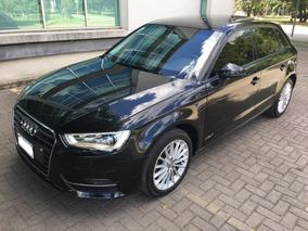 Audi A3 1.8t Automatico Cuero Techo Corredizo Sensores Full!