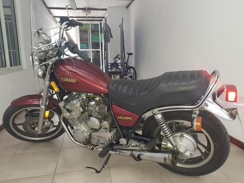 Yamaha  Maxim Xj 650