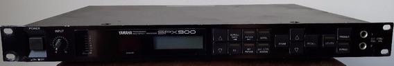 Spx900 Yamaha Professional Mult-effect Processor