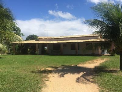 Chácara Com 3 Dormitórios À Venda, 7695 M² Por R$ 650.000 - Mosqueiro - Aracaju/se - Ch0011
