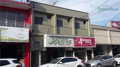 Sala Comercial Para Locação, Centro, Valinhos. - Sa0179