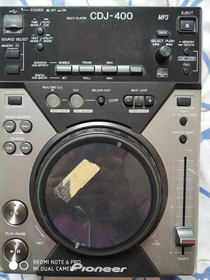 Compactera Pioneer Cdj400 Para Repuestos