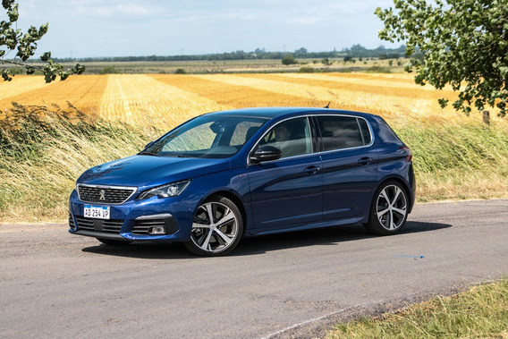 Peugeot 308s 5ptas 1.6n Allure Plus Tiptronic 0km.