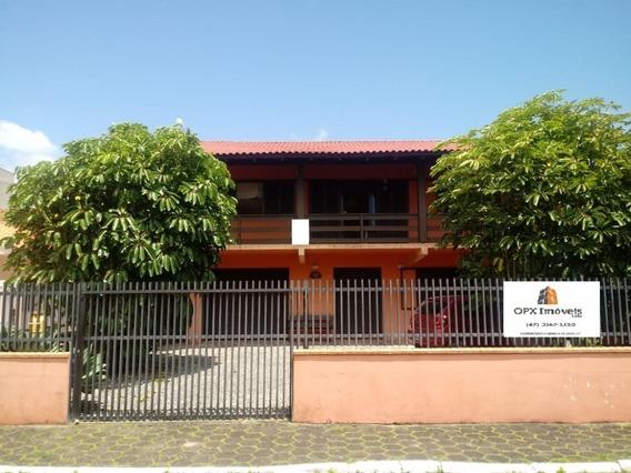 Casa Para Venda No Centro Em Barra Velha - Sc - 737