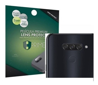 Película Premium Hprime Lg K12 Prime K12 Max K50 Q60 Lens Protect Fibra De Vidro Flexível Proteção Lente Da Câmera