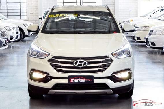Hyundai Santa Fe 3.3 V6 270hp 4x4 Blindado 33 Mil Km