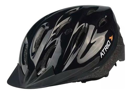 Capacete Ciclismo Mtb Adulto Tamanho M 54-58cm Atrio + Aba